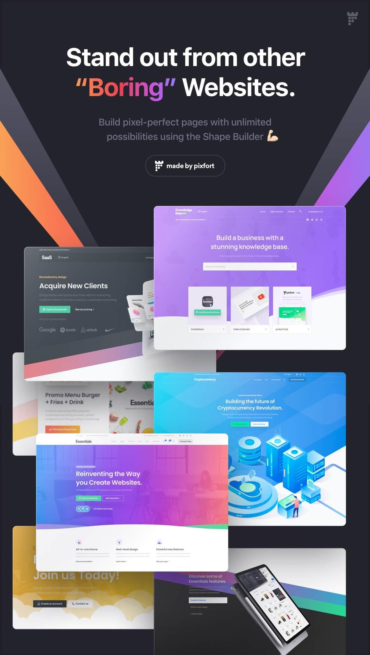 Essentials | Multipurpose WordPress Theme - 47