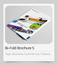 Bi-Fold Brochure 35 - 21