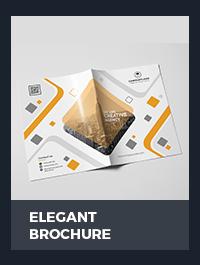 Square Brochure - 40