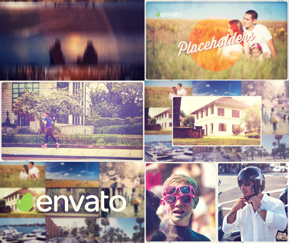 SlideShow Pack 4 in 1 - 4