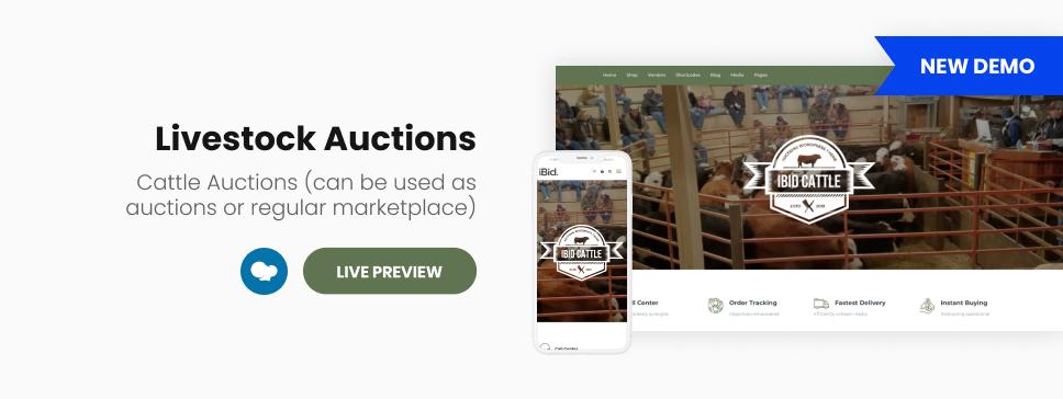 iBid - Multi Vendor Auctions WooCommerce Theme - 19