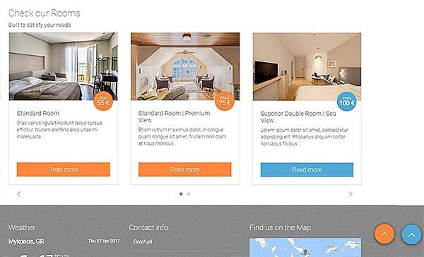 SeaVuel | Multilingual - Hotel website with CMS | Bootstrap 4 theme - 27