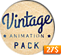 Vintage Animation Pack