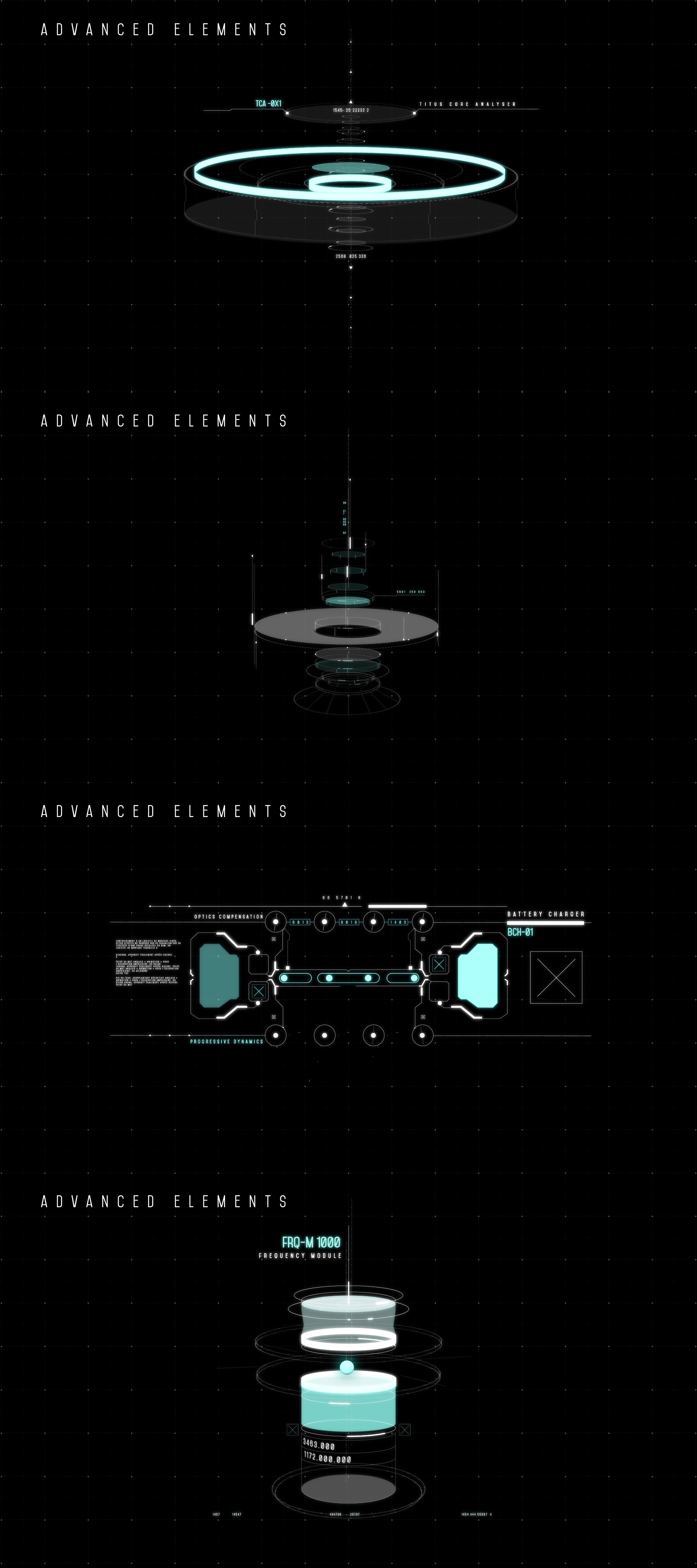 HUD - Titan Interface - 5