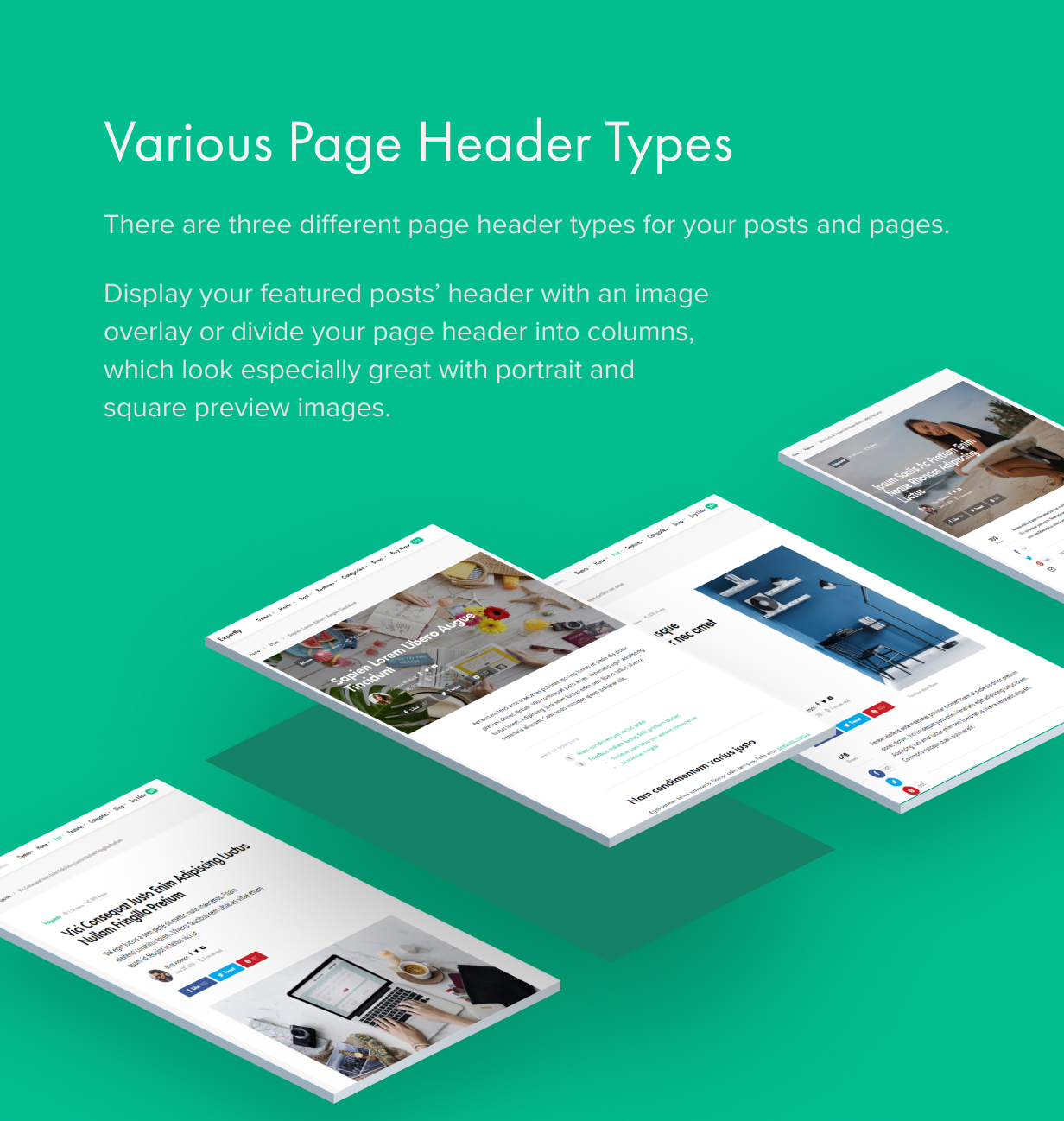 Expertly - WordPress Blog & Magazine Theme for Professionals - 24