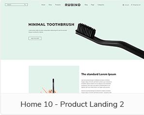 Product Landing 2