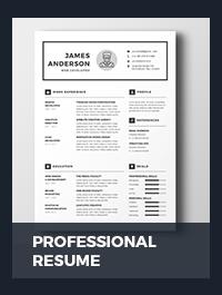 Resume & Cover Letter - 29