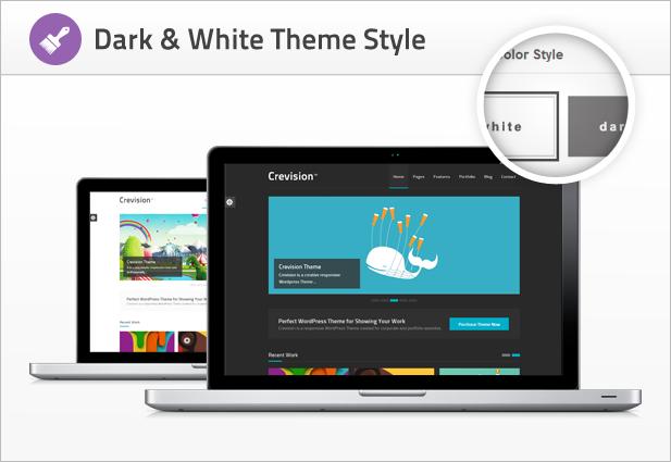 Crevision - Responsive WordPress Theme - 5