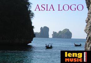 Asia Logo by simonleng
