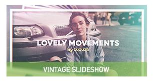 Lovely Movements - Romantic Slideshow