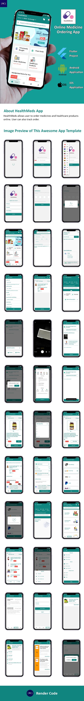 StunningKit - Biggest Flutter App Template Kit (15 App Template) - 7