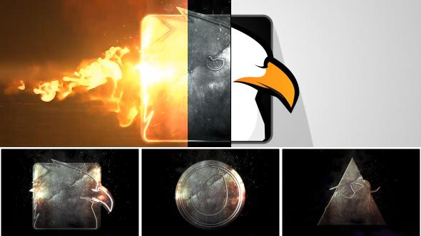 Iron Flame Logo Pack - 1