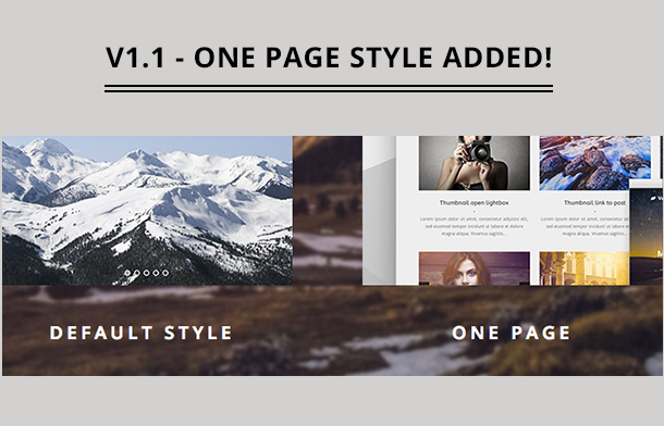 Versatile - Responsive Multi-Purpose WP Theme - 1