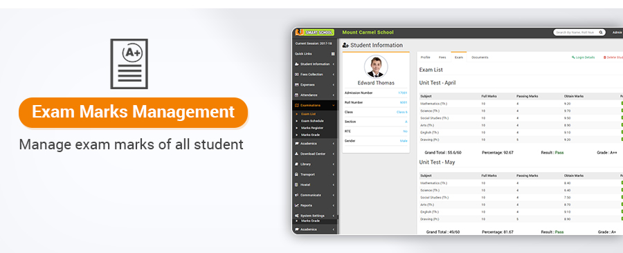 Smart School : School Management System - 83
