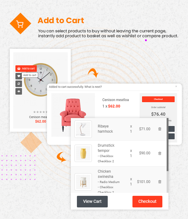 eMarket - Opencart 3 Theme