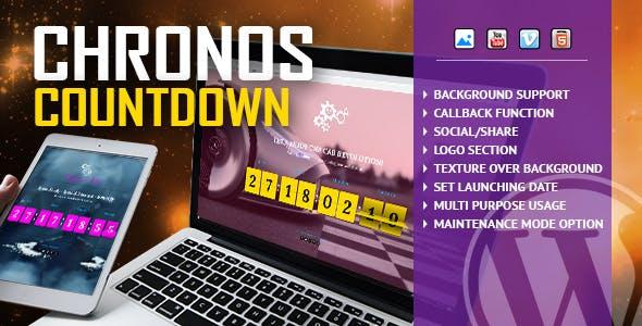 chronos-countdown-responsive-flip-timer-with-image-or-video-background-wordpress-plugin