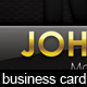 Mecha Industrial Business Card - 4
