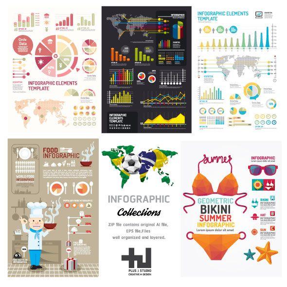 Book Diagram Creative Paper Cut Style - 4