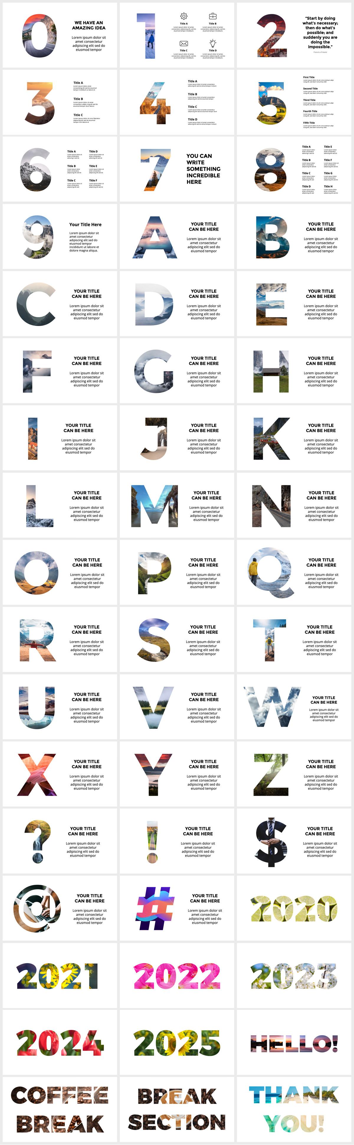 Huge Infographics Bundle! Lifetime Updates! PowerPoint, Photoshop, Illustrator. - 158