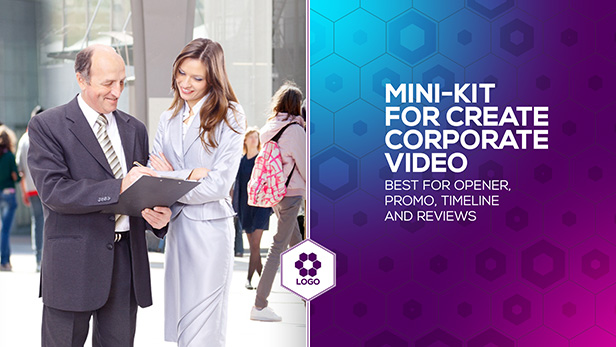 Mini-KIT For Corporate Presentation