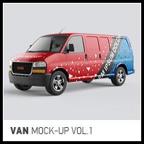 Van Mockup - 9