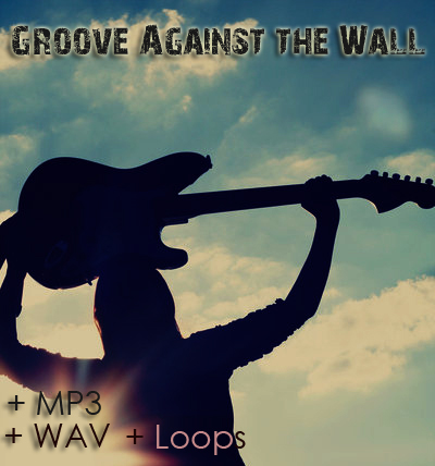 Groove Against the Wall Logo