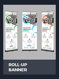 Roll Up Banner - 4