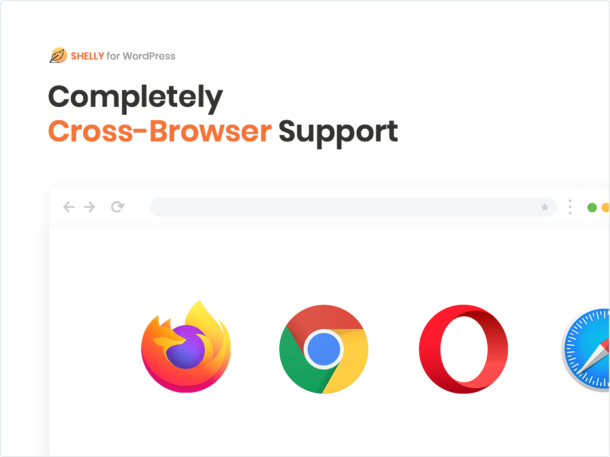 Completely Cross-Browser Support