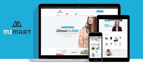Mimart - Multipurpose WooCommerce WordPress Theme