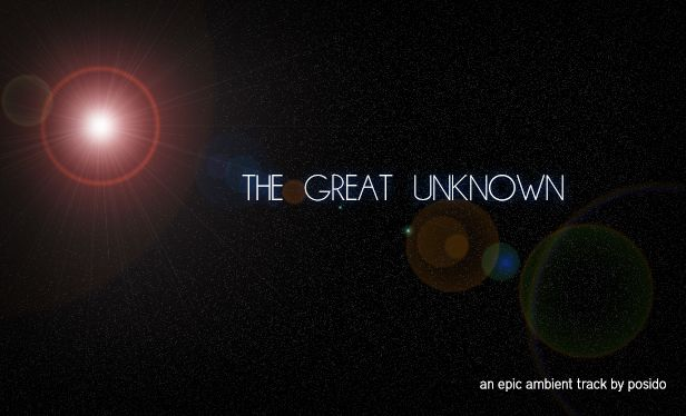 The Great Unknown - AudioJungle
