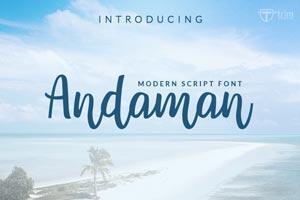 Andaman Font