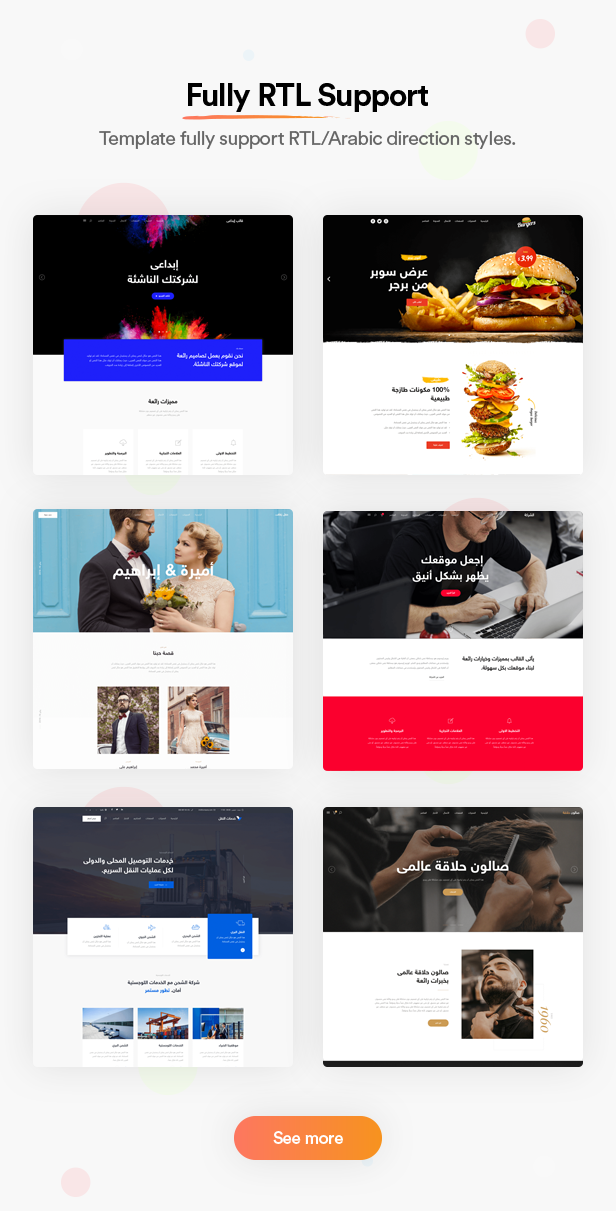 Joo - Niche Multi-Purpose HTML Template - 5