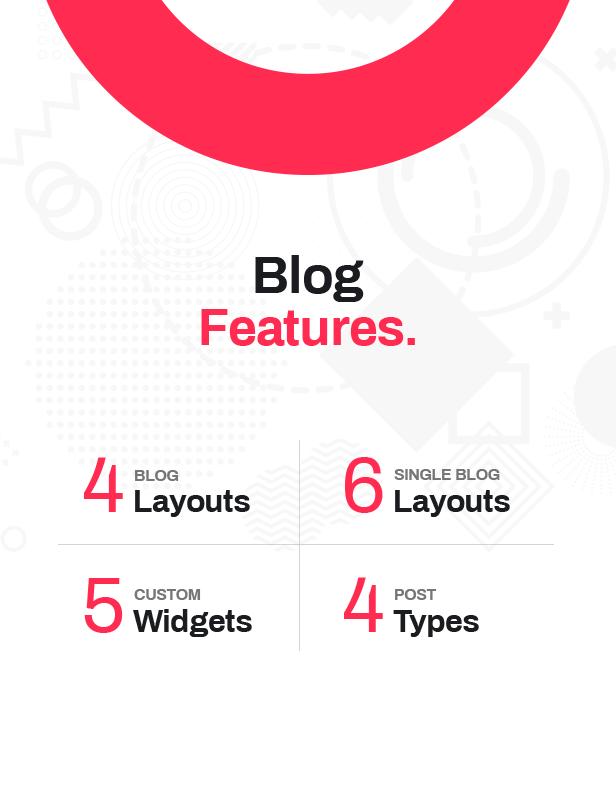 Mixano - Minimal WordPress Theme - 9