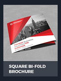 Square Brochure - 18
