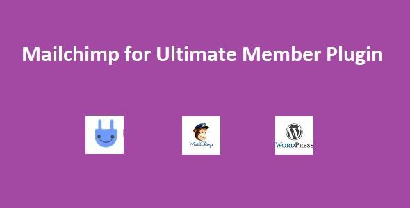 Ultimate Member Mailchimp Wordpress Plugin