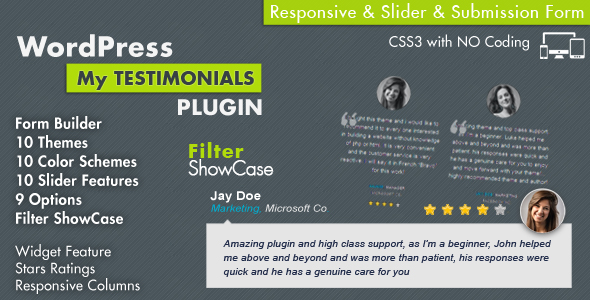 My Team Showcase WordPress Plugin - 17