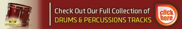 Optimistic Advertising Percussion - 1