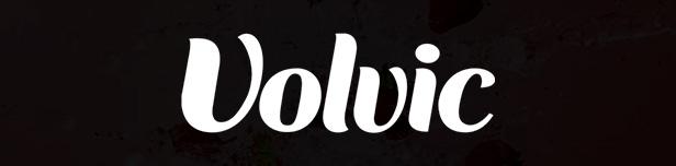 Volvic-Banner