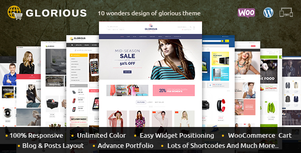 Fashiro - Multipurpose WooCommerce Theme