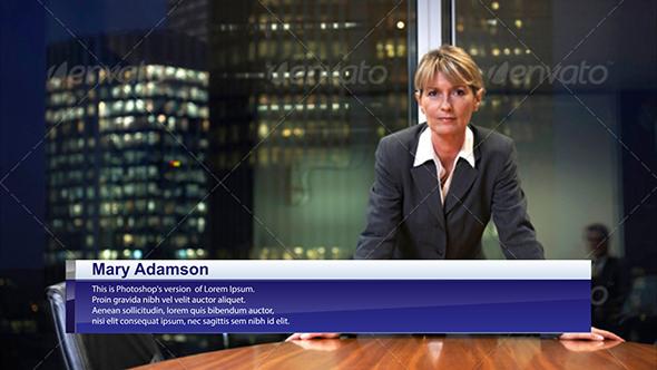 TV Broadcast Program - 10