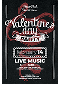 Valentine Flyer Bundle - 5