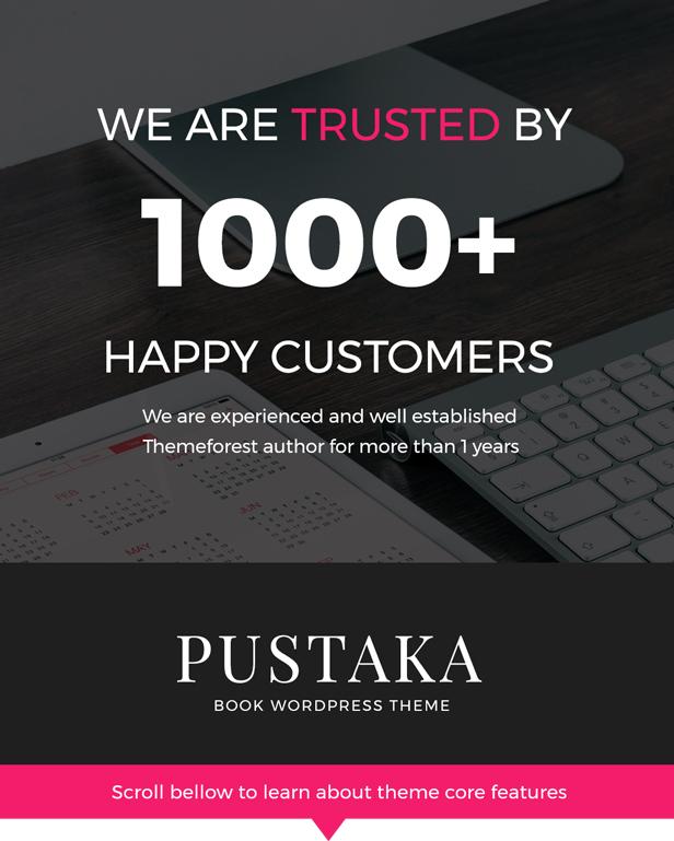 Pustaka - WooCommerce Theme For Book Store - 3