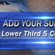 5 Color Corporate Lower Third - 24