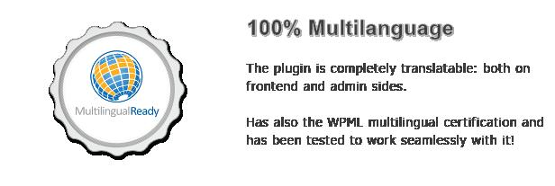 100% multilanguage