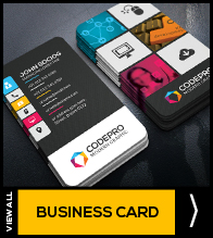 Sticker Business Card - 6