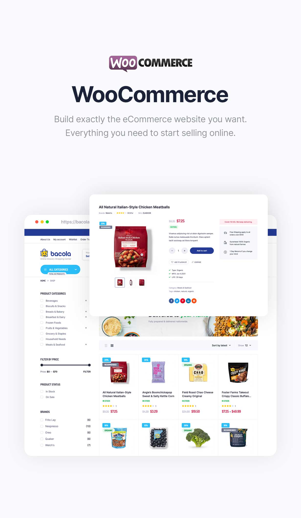 Bacola - Grocery Store and Food eCommerce Theme - 6