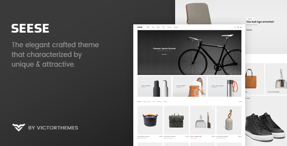 Seese - Responsive eCommerce Theme