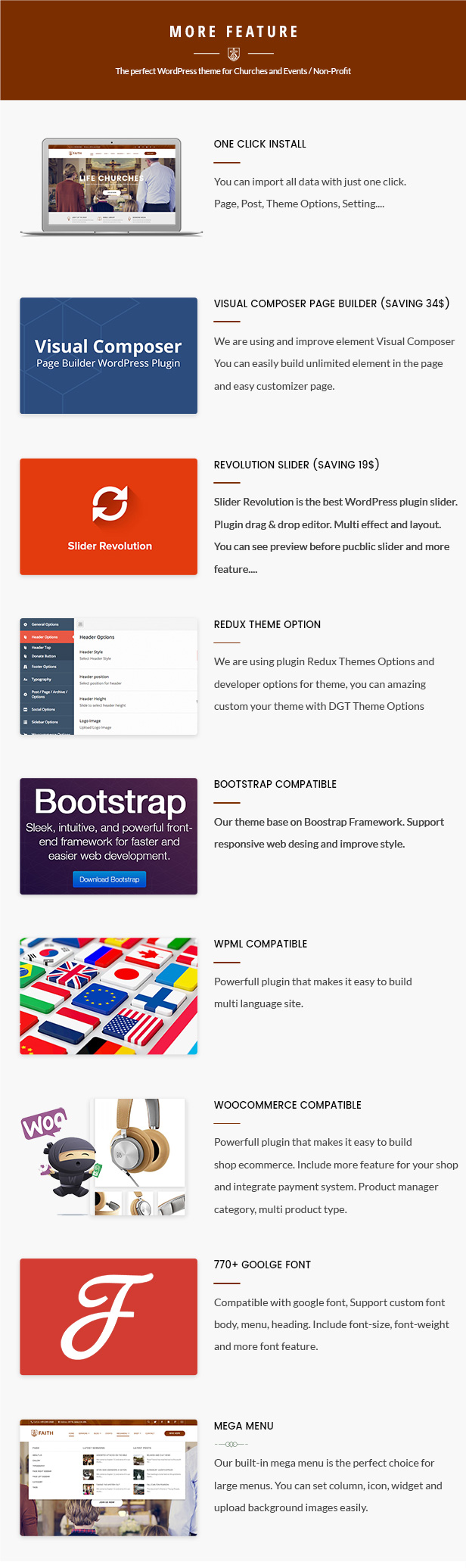 Life Churches - WordPress Theme for Churches and Events - 7