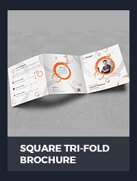 Square Brochure - 25