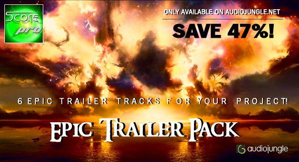 Electro Cinematic Trailer - 1